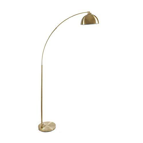 14 Best Mid Century Modern Living Room Floor Lamps Mid Decco Archiology Venice Brass Arc Floor Lamp In 2020 Modern Arc Floor Lamp Floor Lamp Brass Floor Lamp