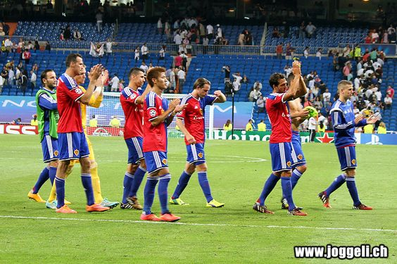 Saison 2014/15 Champions League Real Madrid - FC Basel 5:1 IMG_7634