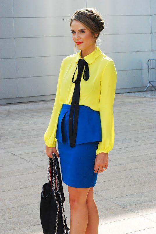 THN: New York Fashion Week Street Style part 1