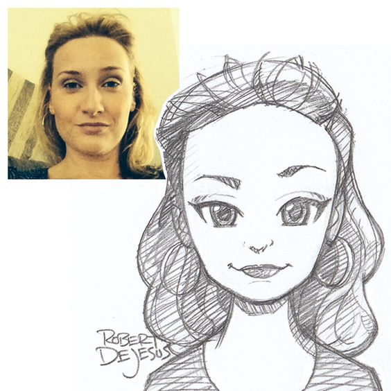 artist how to draw cartoon people
