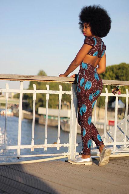 "itsafricaninspired: ""Model: Fatou NDIAYE Outfit: By Natacha Baco @credits photos: By Absolutely glamourous """