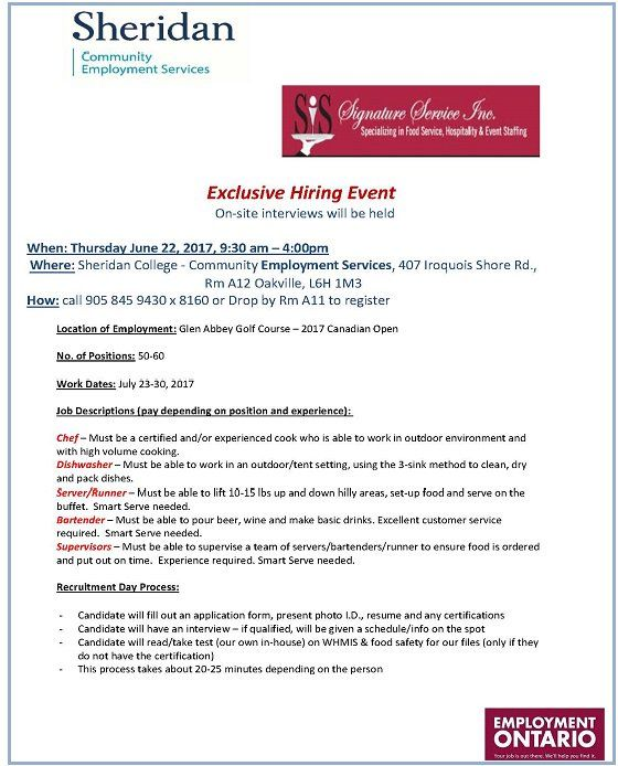 81) Twitter SHERIDAN CES EVENTS \ JOB POSTINGS Pinterest - how to fill out a resume