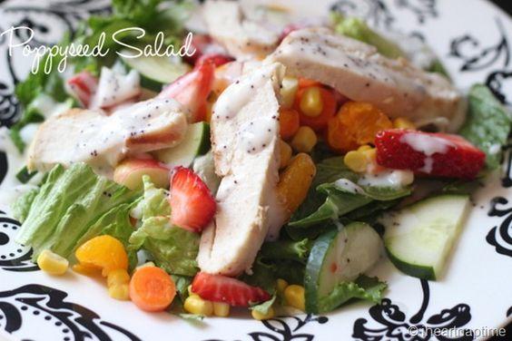 poppyseed salad