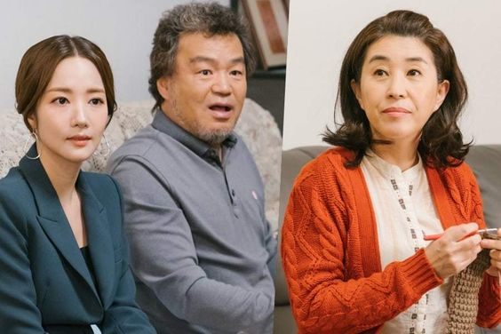 "Park Min Young, Kim Mi Kyung, And Maeng Sang Hoon Are A Family With Unique Hobbies On ""Her Private Life"""
