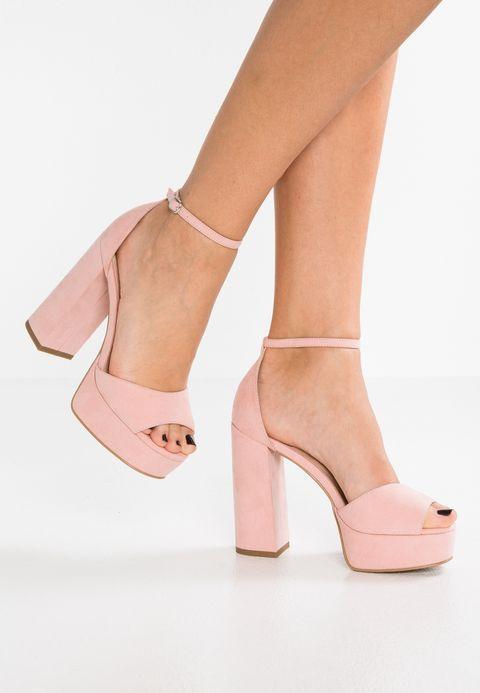 High Heeled Sandals Rose Zalando Co Uk Highsandals Even Odd Wide Fit High Heeled Sandals Rose Zalando Co Uk Heels Fashion Heels High Heels