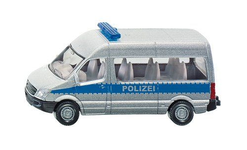 Siku 0804 – Polizeibus (farblich sortiert) | Your #1 Source for Toys and Games