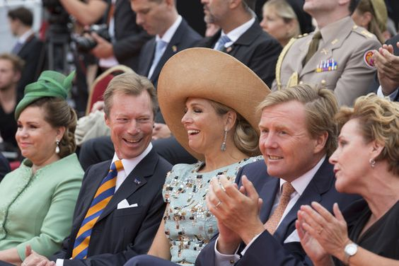 Queen Maxima Photos - 200 Years Of The Kingdom Of The Netherlands In Maastricht - Zimbio