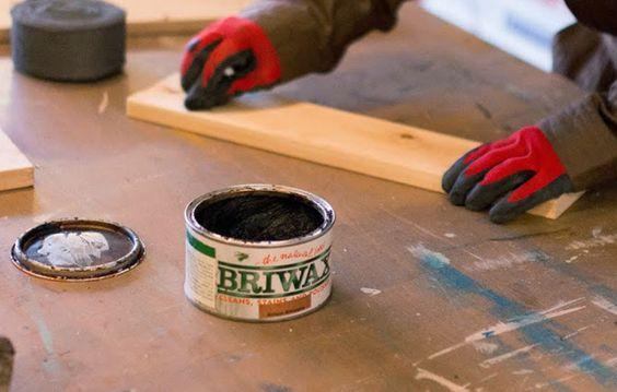 アンティーク塗装の代名詞。ブライワックスの塗装方法  |  DIY FACTORY COLUMN