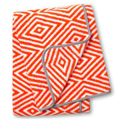 Jonathan Adler bath towels