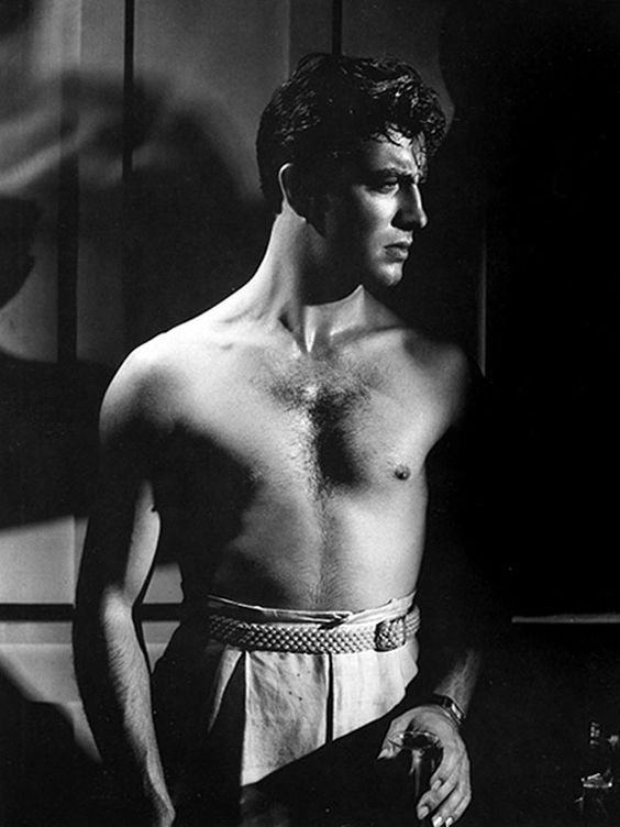 Robert Taylor was a closeted star of the '30s and '40s