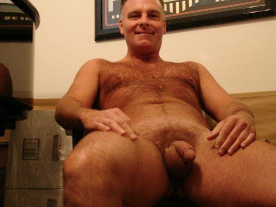 Sexy reife Männer nackt