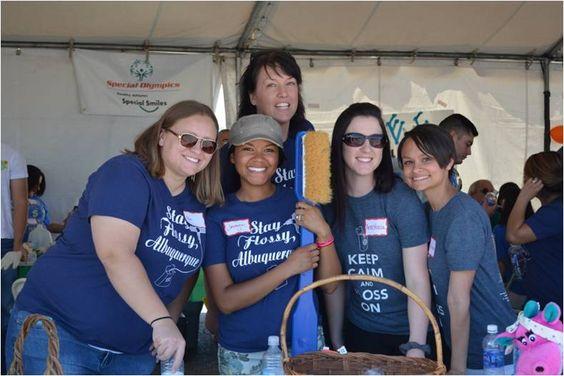 Pima Medical Institute's Albuquerque campus students, staff and alumni volunteered at the Special Olympics. Great job everyone! #dentalhygiene #pimapride