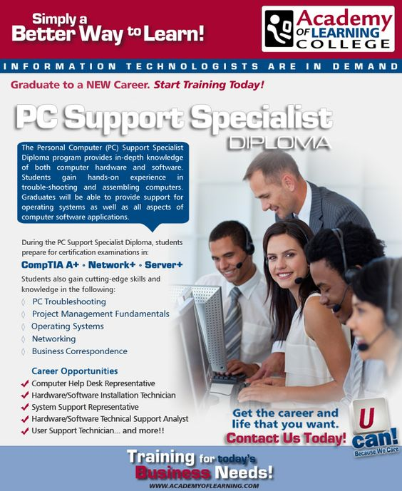 pc support specialist
