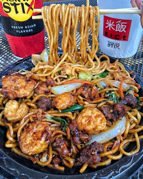 Source In 2019 Food Flavored Rice Chicken Chow Mein