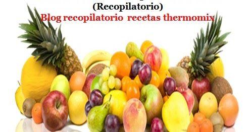 Frutas Diciembre Thermomix Frutas De Temporada Recetas De Comida Dieta De Fruta