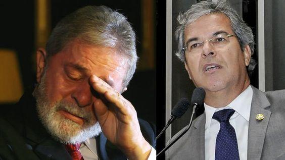 """Em conversa com o advogado Roberto Teixeira [que representa Lula] , osenador Jorge Viana (PT-AC)sugeriu que o ex-presidentetransformasse sua defesa numa """"ação política"""",desacatando o juiz Sérgi..."""