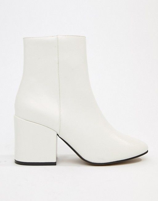ASOS DESIGN Eve ankle boots