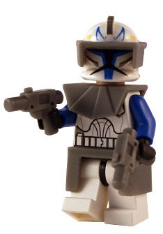 Captain Rex - Lego Star Wars