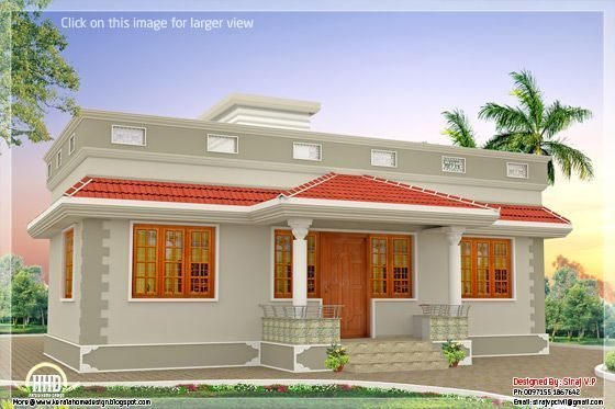 Kerala Style Single Floor House Bedroomdesignkeralastyle Kerala House Design Simple House Design Indian House Plans Beautiful small house plans in kerala