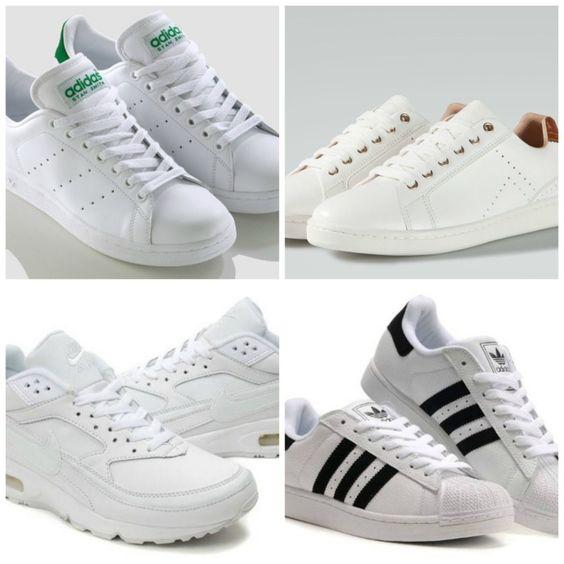 ff676771ba71c Adidas Blancas Mujer 2015 pisocompartido-madrid.es