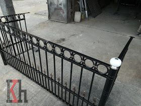 فن زخرفة Fer Forge شباك حديد فيرفورجيه نافذة الشرفة Balcony Iron Windows Wrought Iron