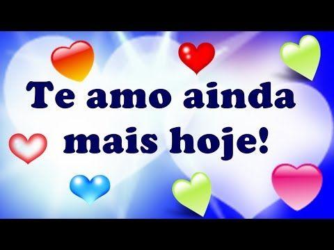 Mensagem De Amor Linda Mensagem De Amor Te Amo Ainda Mais Hoje