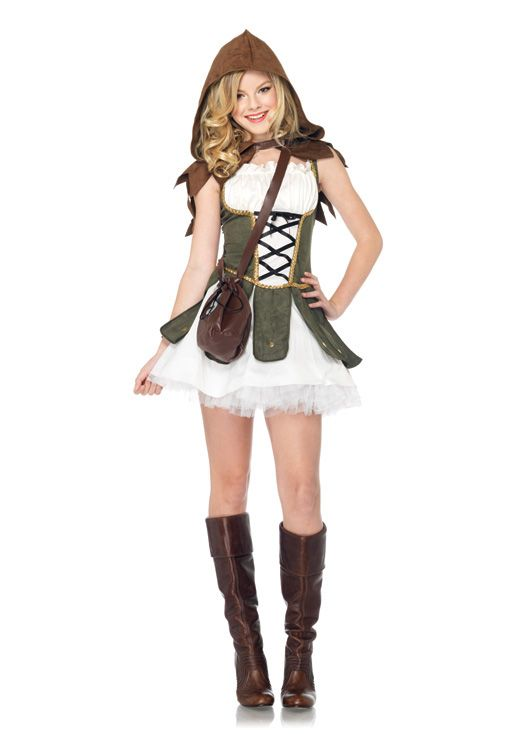 Halloween Costumes Ideas For Teenage Girls The Girls  sc 1 st  Meningrey & Cute Teen Girl Halloween Costume Ideas - Meningrey