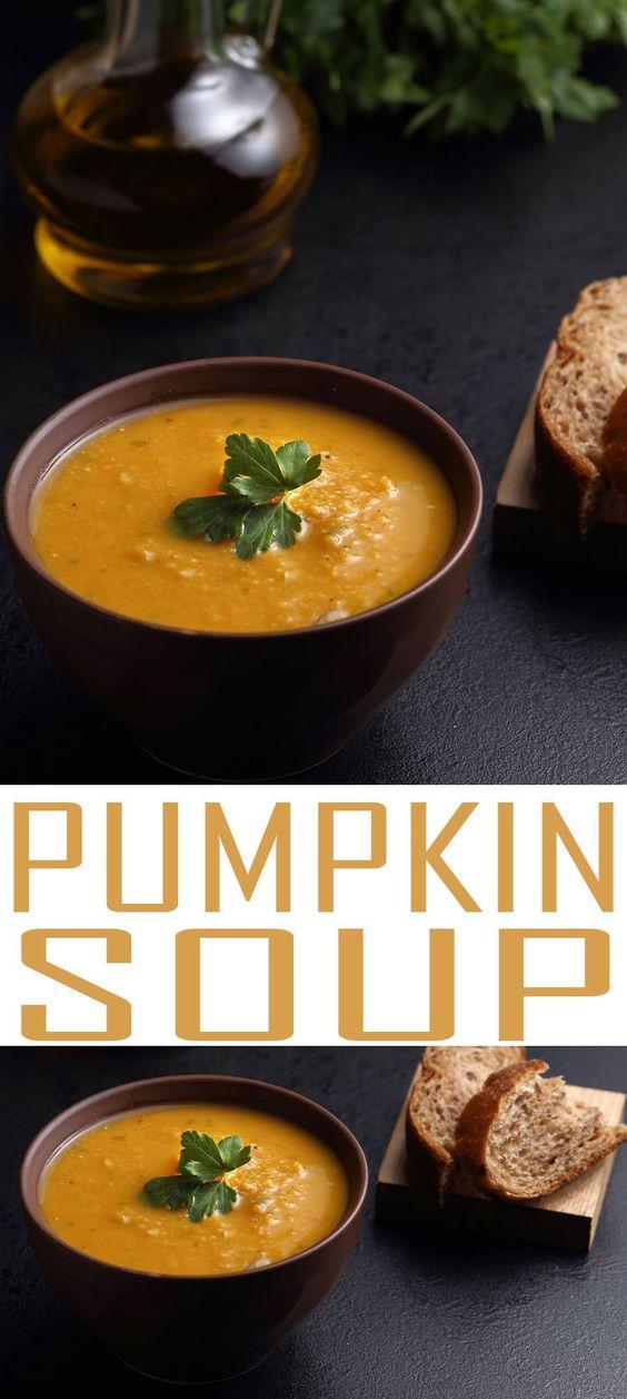 Pumkin Soup Soup Recipes And Pumpkin Soup Recipes On