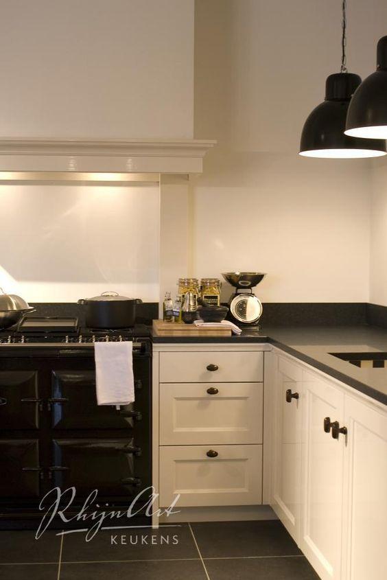 Kitchen by RhijnArt keukens, the Netherlands