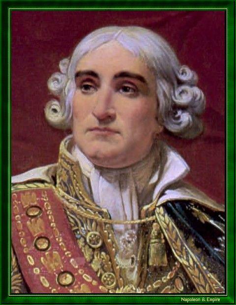 Jacques Régis de Cambacèrés, politico e console