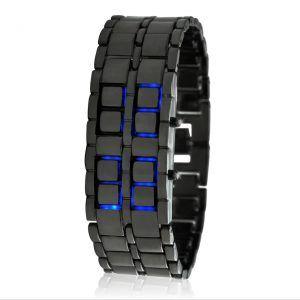 Blue LED Watch - Ice Samurai