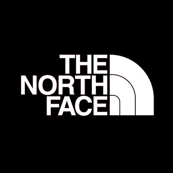North Face Logo Vector