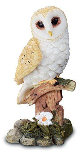 Figurine Chouette Effraie - 10,5 cm AVENUELAFAYETTE https://www.amazon.fr/dp/B00VZNTWUU/ref=cm_sw_r_pi_dp_mzxzxb3DDHAA9