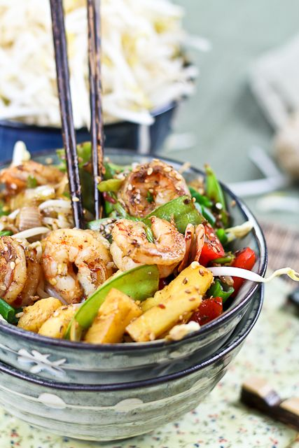 Pineapple shrimp, Shrimp and Foodies on Pinterest