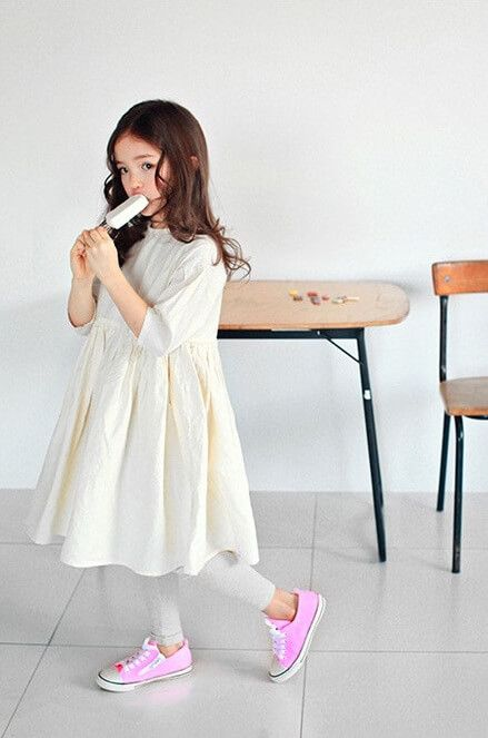 Le Girl Mabell Dress (3C)