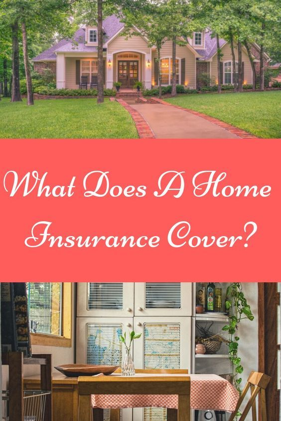 What Does A Home Insurance Cover