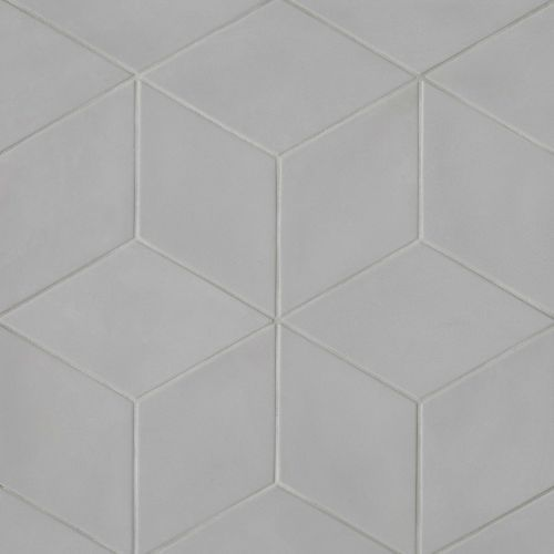 Check Out The Deal On Bedrosians Allora Solid Grey Matte Rhombus Floor Wall Tile At Gbtile Collections Tile Floor Flooring Wall Tiles