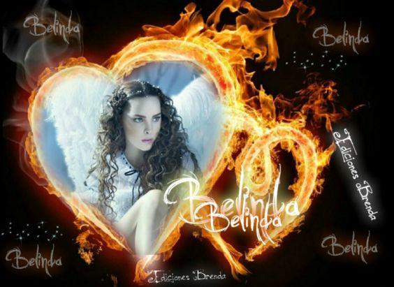@Belinda Peregrin Toda un Ángel ♥