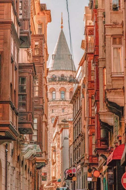 Galata Tower Istanbul #beautifulplaces #nature #photography