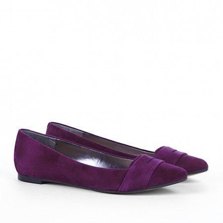 Penny loafer flats - Averill