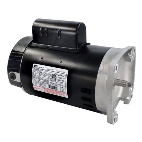 Pool Pumps 181485 A O Smith Century B2848 Full Rate 1hp 3450rpm Single Speed Replacement Motor Buy It Now Only 164 11 On Ebay Ebay Pool Pump Smith