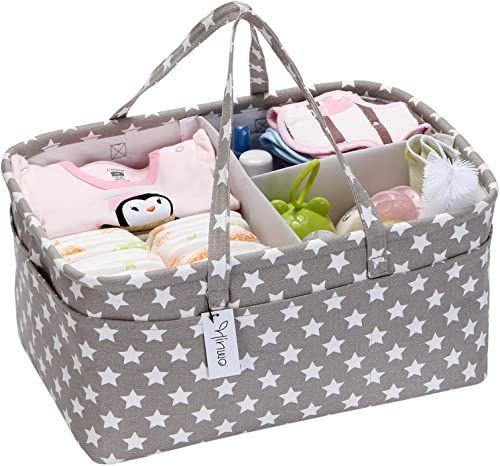 Beste 2020 Hinwo Baby Windel Caddy 3 Infant Kinderzimmer