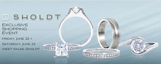 Meet Kalee Sholdt and shop an extended selection of engagement rings, men's and women's wedding bands at Greenwich Jewelers.  64 Trinity Place, New York, NY.