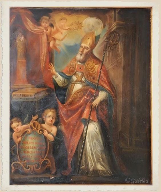Testimonios para Crecer: San Braulio. Obispo de Zaragoza, 26 de Marzo