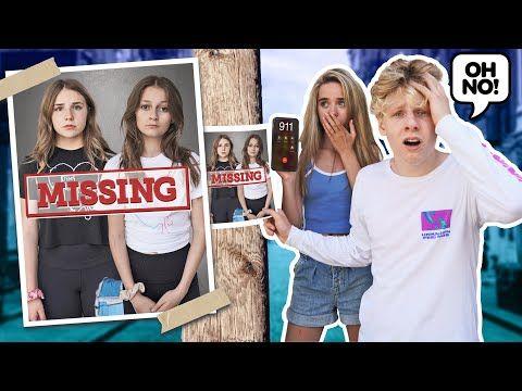 We Pretended We Went Missing Prank On Boyfriends Emotional Reaction Piper Rockelle Youtube Youtube Pranks Pranks Piper