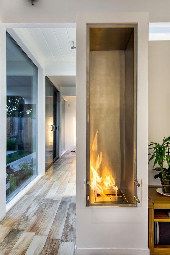 Large aluminum windows and doors vertical fireplace for Buy milgard windows online
