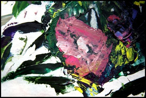 Palette Abstraction 11 Paintings By John Lautermilch