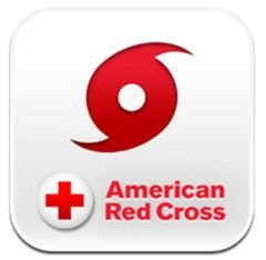 FREE iPhone Or iPad App!  Hurricane By American Red Cross!
