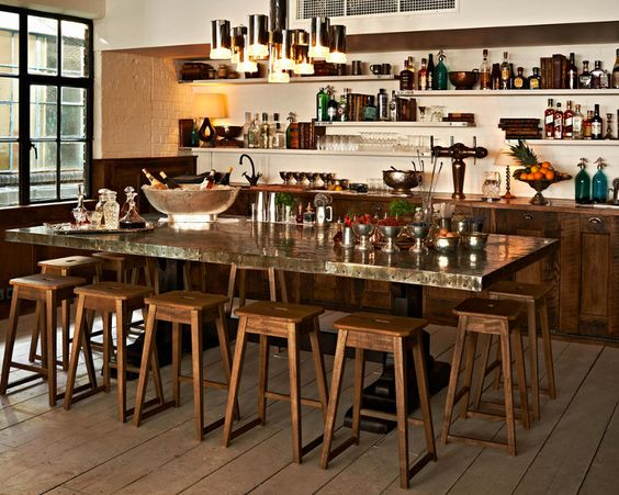 Interior Design | Shoreditch House: London