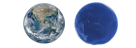 Oceans of Water Deep Beneath the Earth?   by Brian Thomas, M.S. *  Click on link below http://www.icr.org/article/8197/